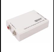 Widex Widex TV DEX aansluit converter Toslink