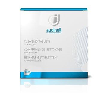 Audinell Audinell reinigingstabletten 20 stuks