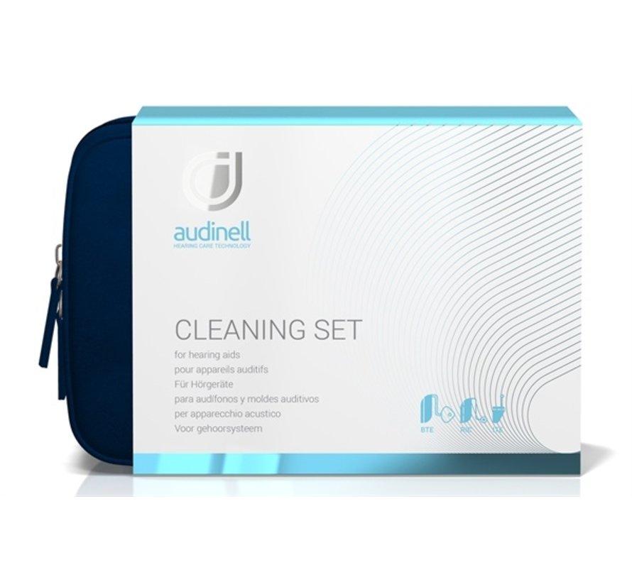 Audinell Starter-Set Reinigung für HdO-Hörgeräte