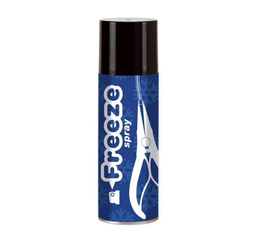 Freeze Spray für Schallschlauch
