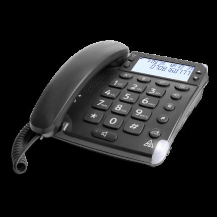 Vaste telefoons voor beter spraakverstaan