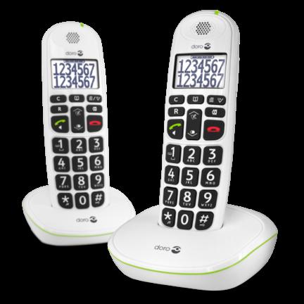 Draadloze Telefoons voor beter spraakverstaan