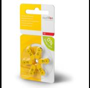 audifon Audifon 10 (PR70) gelb Hörgerätebatterie