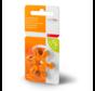 Audifon 13 (PR48) Oranje  hoortoestelbatterij