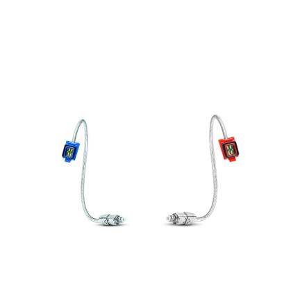Schallschlauch und Lautsprecher