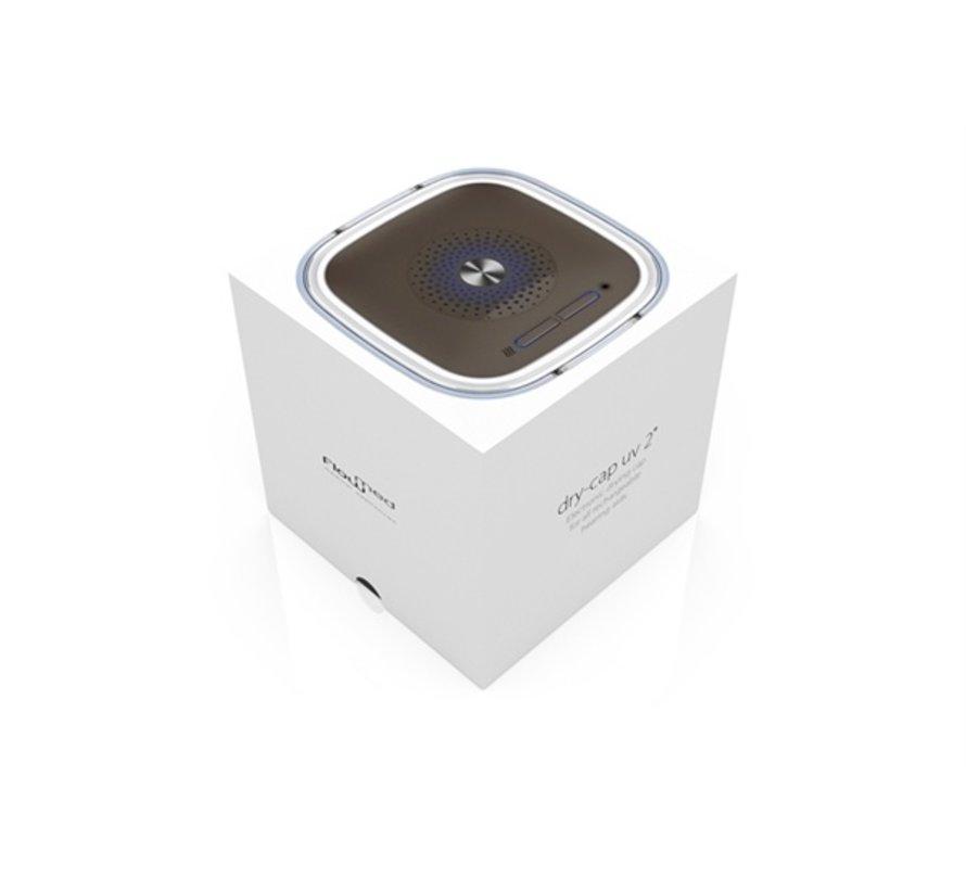 DryCap UV-2 Trockenbox für wiederaufladbare Hörgeräte
