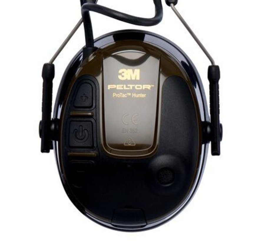 3M™ PELTOR™ ProTac™ Headset Hunter