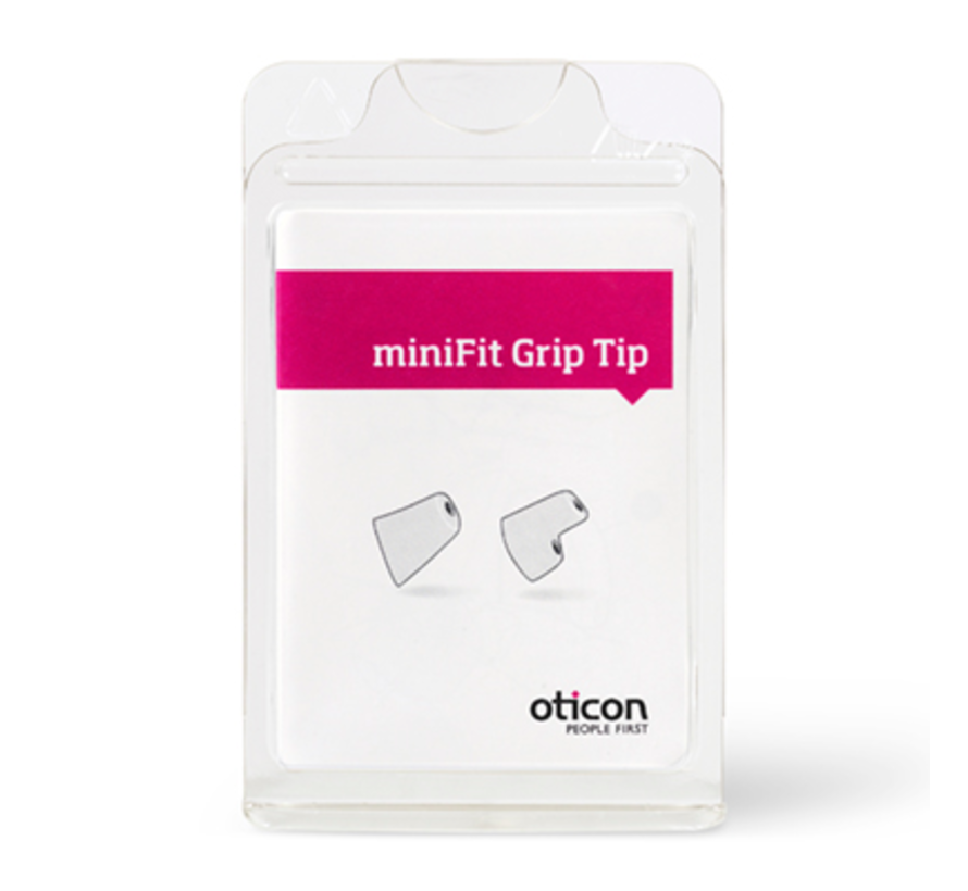 Oticon Minifit Grip Tips