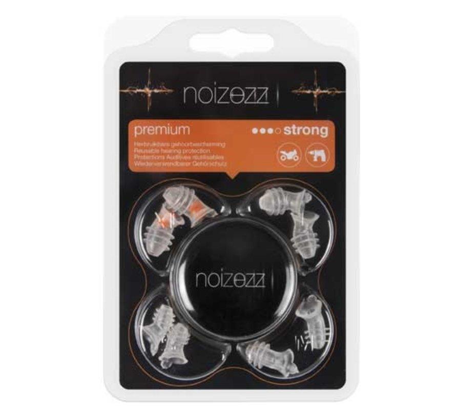 Noizezz Premium Strong gehoorbescherming
