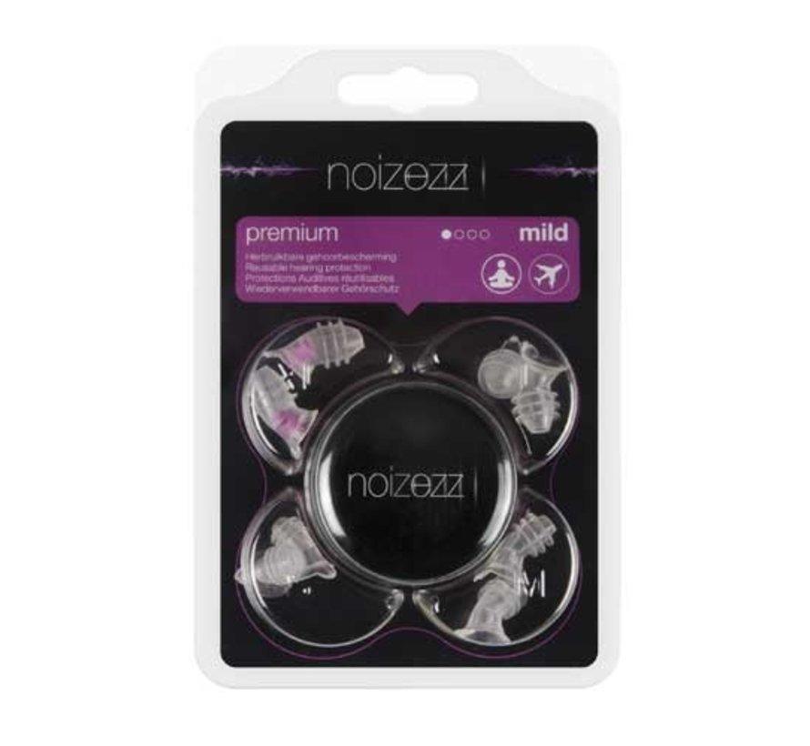 Noizezz Premium Mild gehoorbescherming