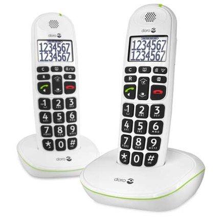 Schnurlose Telefone für hörgeschädigt