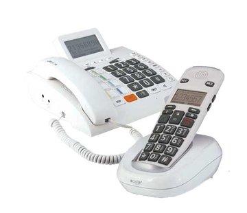 Humantechnik Humantechnik Scalla 3 Combo Schwerhörigen-Telefon