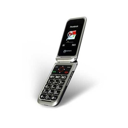 Mobiele telefoons voor slechthorenden