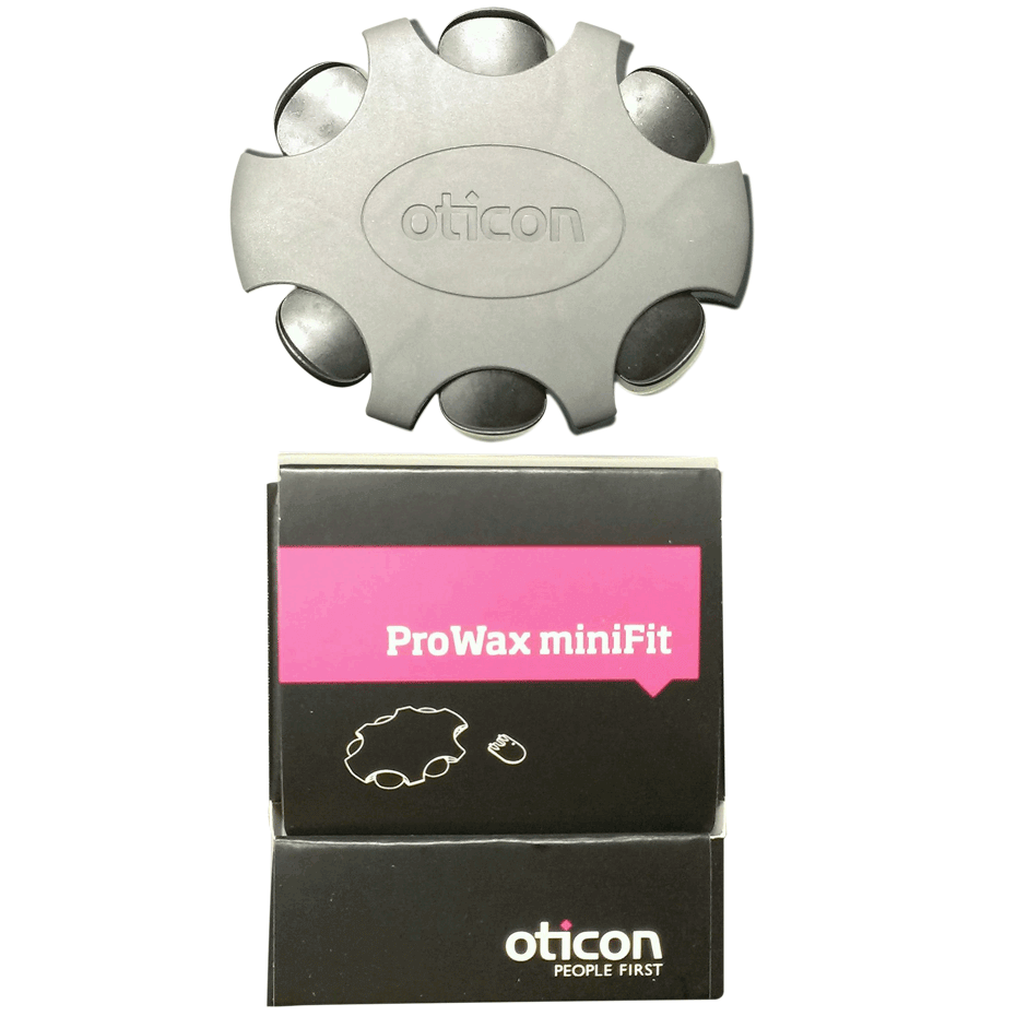 Oticon Hörgerätefilter