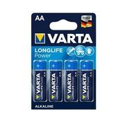 Varta Varta Longlife AA Batterien LR06