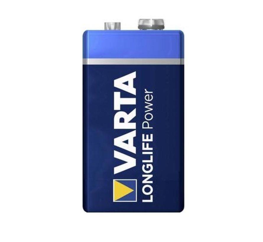 Varta Longlife 9V Batterie 6LR61