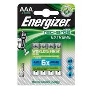 Energizer Energizer NIMH EXTREME AAA 800 mAh oplaadbaar