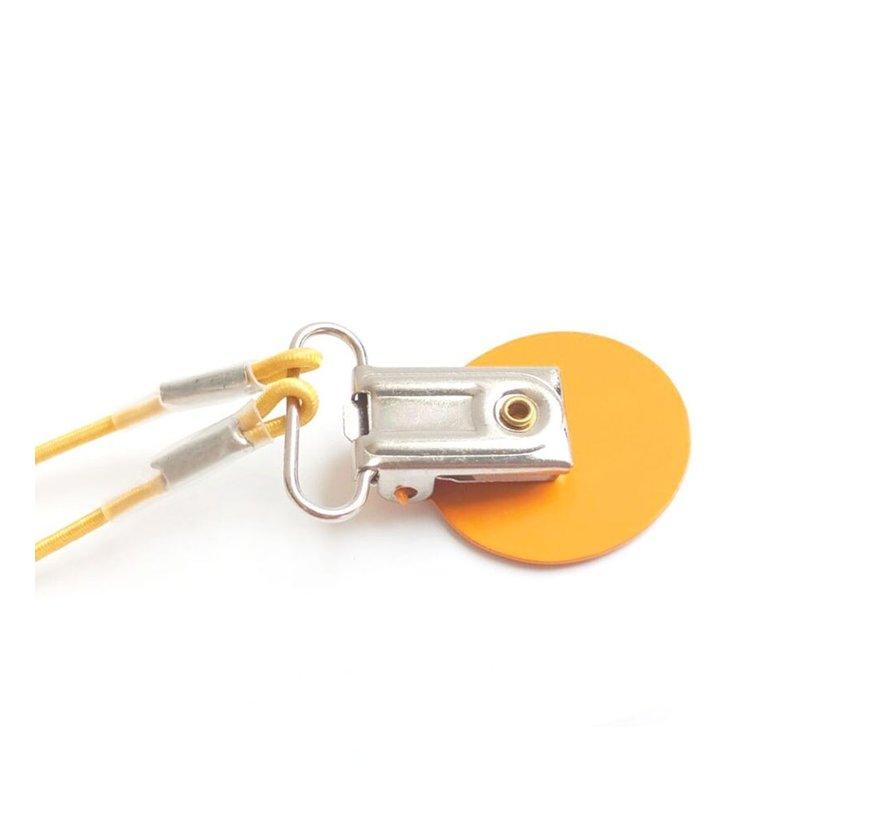 Sicherheitskabel mit Clip für Kinder (Tierdruck)