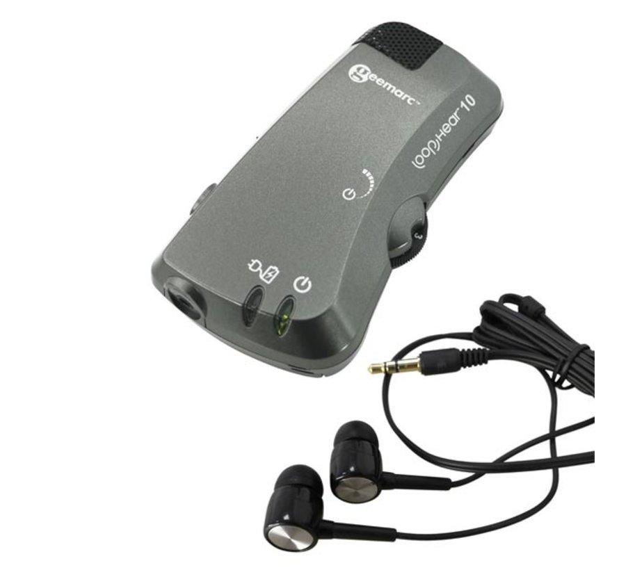 Geemarc LoopHear 10 draagbare luisterhulp