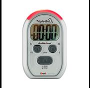 Triple-Bel timer met trilfunctie