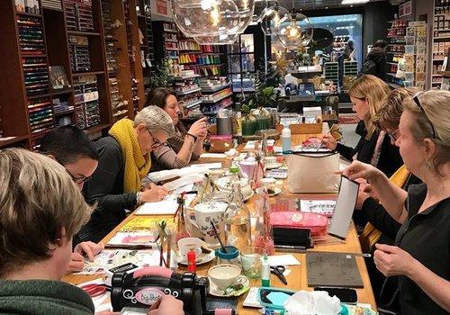 22/11: Journal café