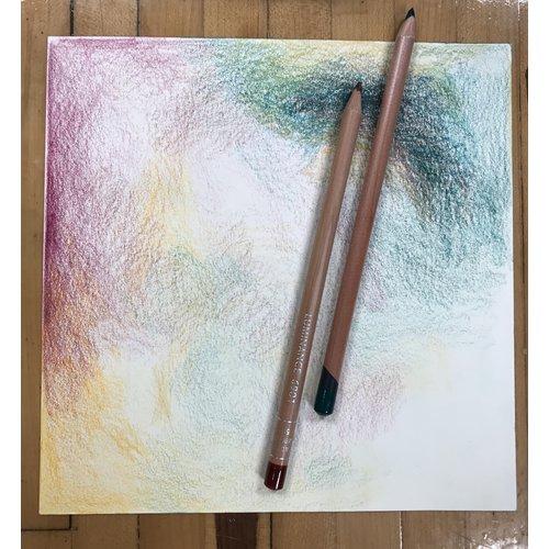 13/12 Intuitief tekenen/schilderen 'ont-moeting in kleur'