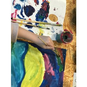 Kunstenmakers kinderworkshop februari 2020