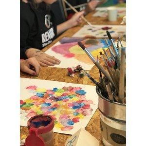 Kunstenmakers kinderworkshop maart 2020