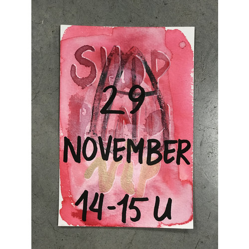 JUUDs VIPshoppen 29-11/14-15u
