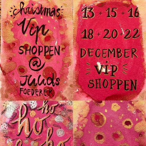 Een kleurrijke shopbeleving in aanloop naar de feestdagen!