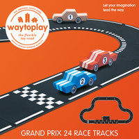 Waytoplay Grand prix - 24 delen