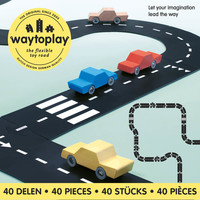 Waytoplay King of the road - 40 delen