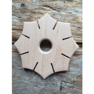 Speelbelovend Weef-/knoopster - onverpakt