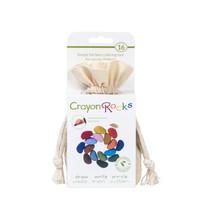 Crayon Rocks - 16 stuks in ecru zakje