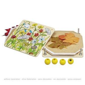 Goki Buitenspeelgoed - Bloemen-/bladpers