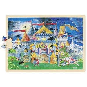 Goki Legpuzzel - Het sprookjeskasteel