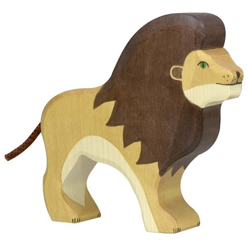 Holztiger Holztiger - Leeuw
