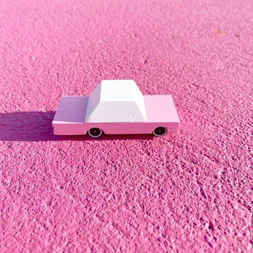 Candylab Candycar - Pink Sedan