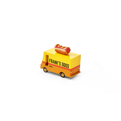 Candylab Candyvan - Hotdog Van