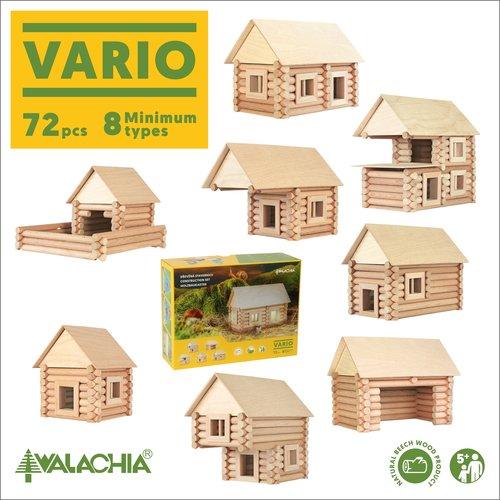 WALACHIA VARIO - Box 72 stuks