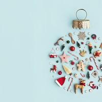De decembermaand (de weg naar Kerst)