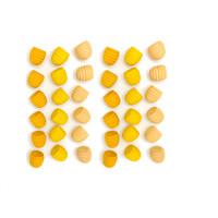 Grapat Mandala, Gele bijenkorven