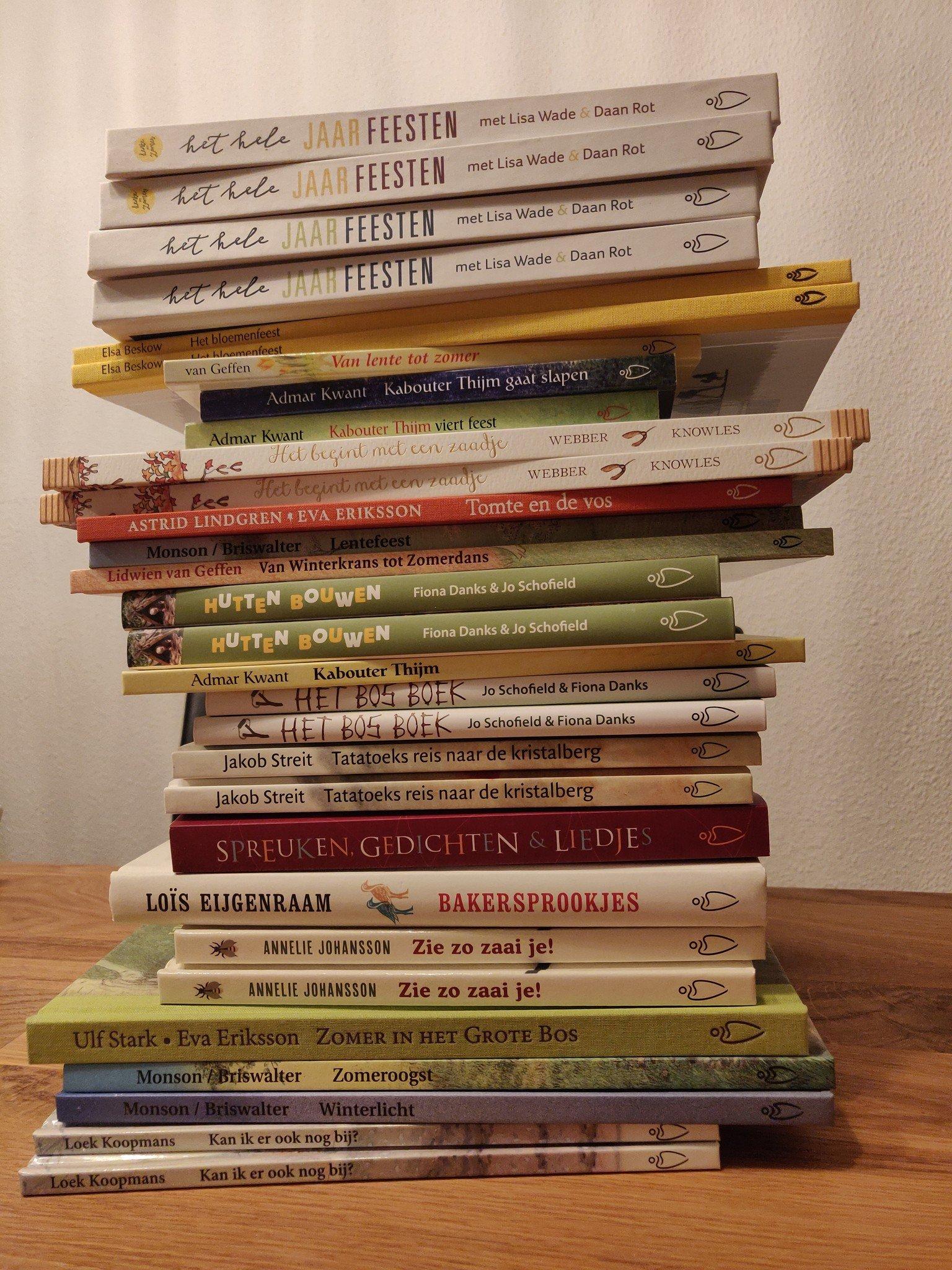 Boeken Christofoor