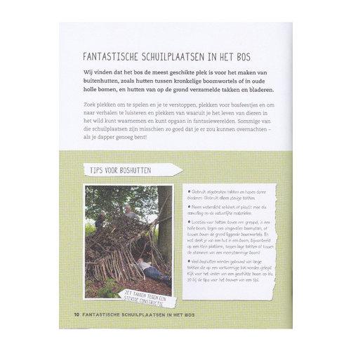 Christofoor Hutten bouwen