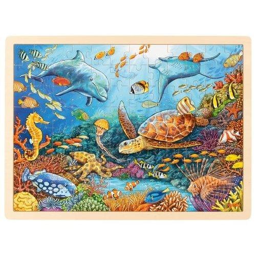 Goki Legpuzzel - Great Barrier Reef