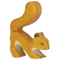 Holztiger - Eekhoorn, oranje