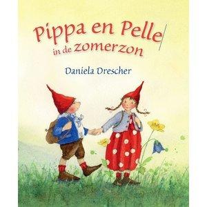 Christofoor Pippa en Pelle in de zomerzon