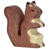 Holztiger - Eekhoorn, bruin