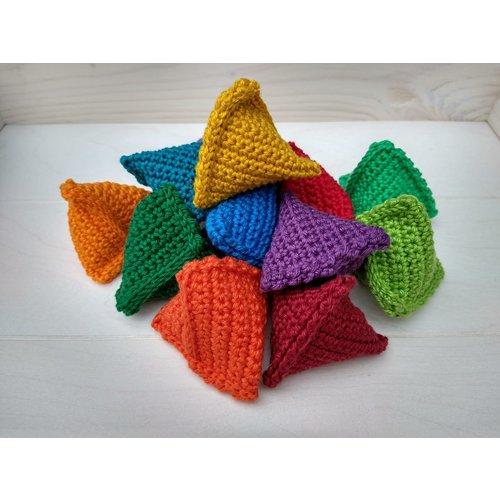 Doormijmetliefde Regenboog pip bags