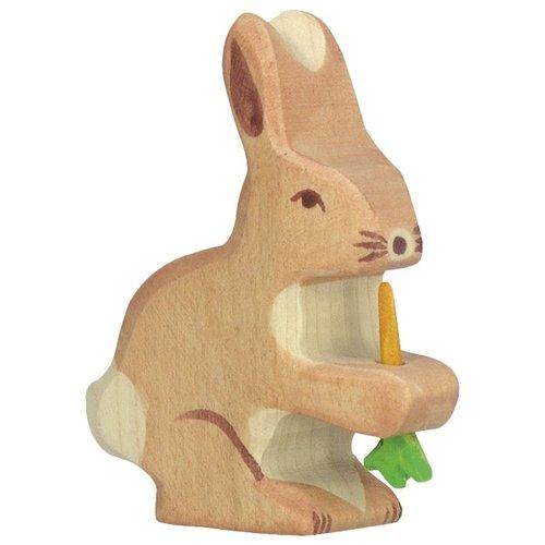 Holztiger Holztiger - Haas met wortel